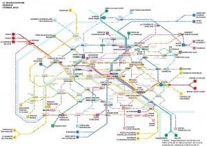 La carte parisienne des bars et caves à bières